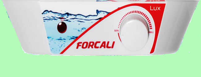 frontal forcali