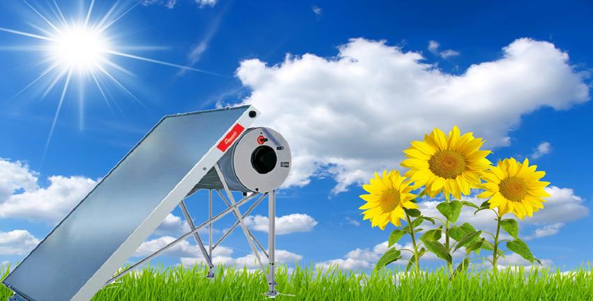 Termo eléctrico, como conectarlo a un sistema solar térmico