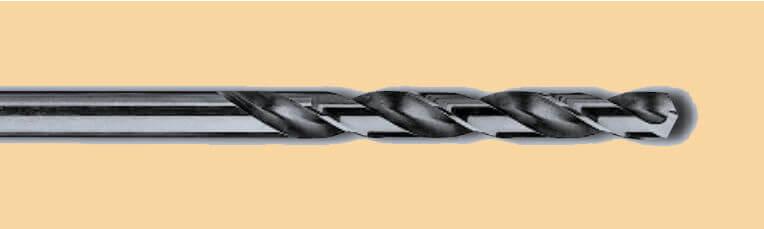 poder emplear en toda clase de metales semiduros, broca para metal