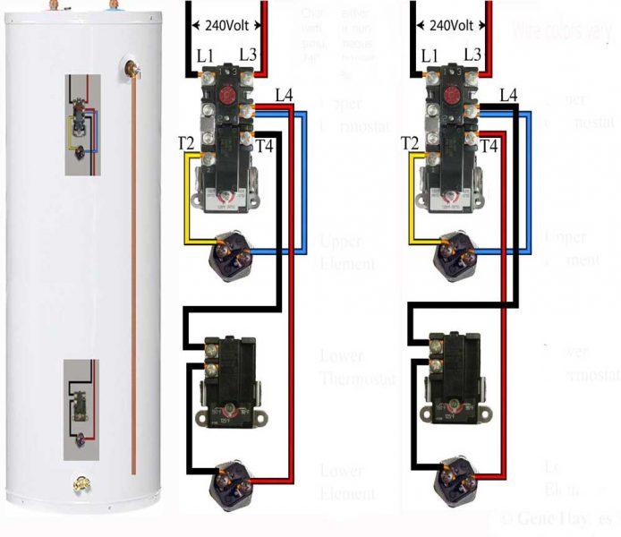 circuito electrico boton reset