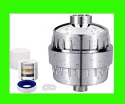 filtro agua ducha