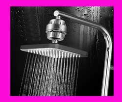 5 ventajas de los filtros de agua para la ducha