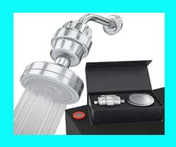 ¿Qué es un filtro de agua de ducha y cómo funciona?